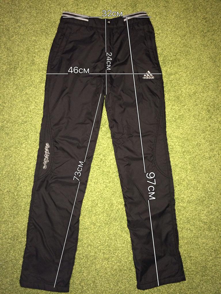 Перешитые болоневые штаны