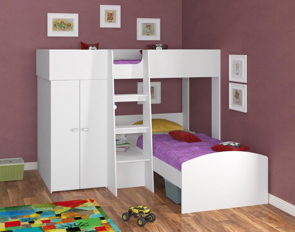 ремонт детских комнат для разнополых детей в хрущевке фото