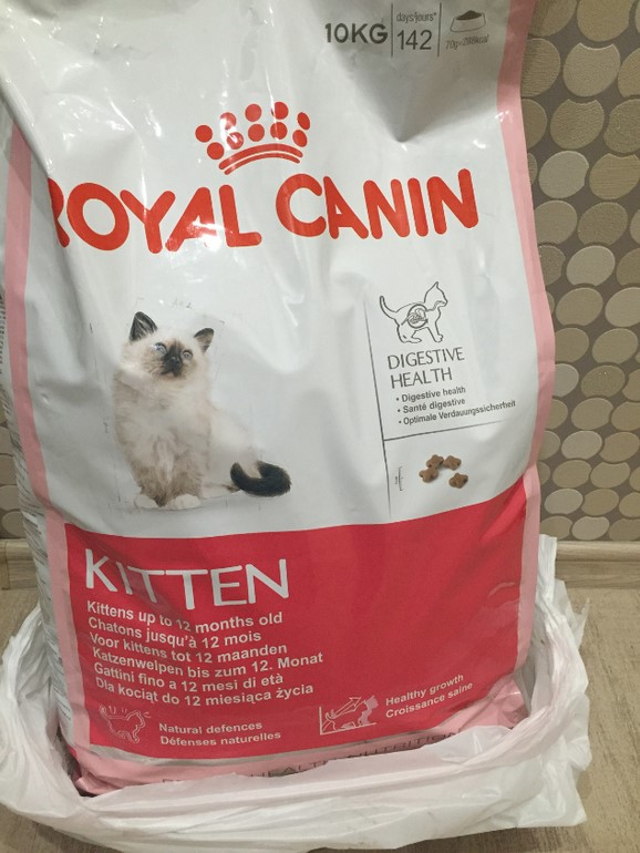 Kitten milk корм royal canin