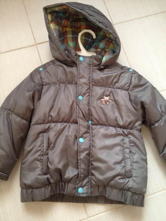 Теплая куртка Tuc Tuc (Испания)