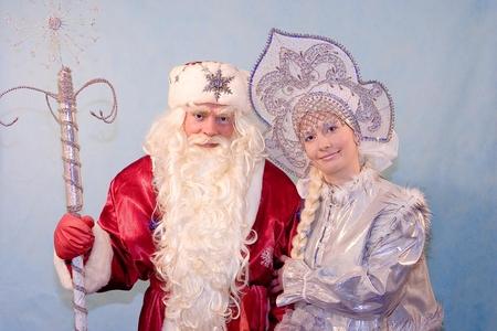 Заказ Деда Мороза и Снегурочки!!!