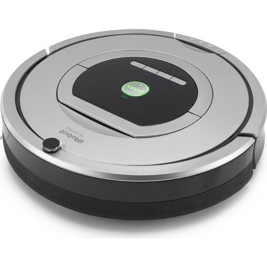 Кто имел опыт с iRobot Roomba 760?