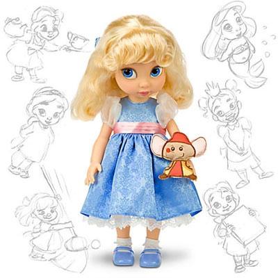 Золушка, Disney Animators - новая, 1600 руб