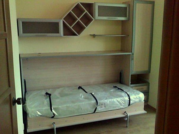 Кровать Подъемная С Диваном Санкт-Петербург