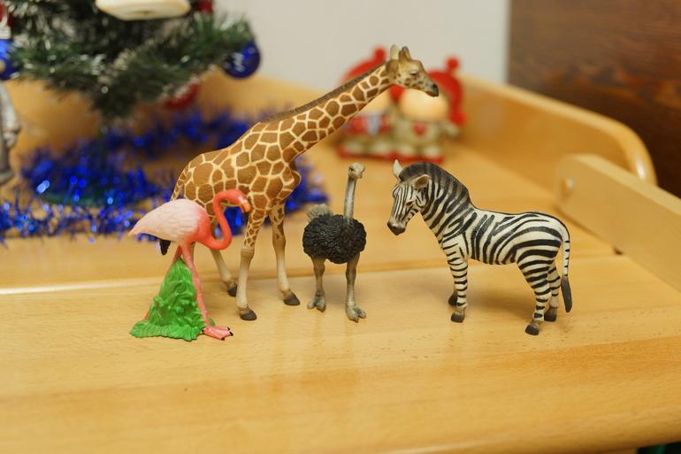 Гулливер игрушки животные