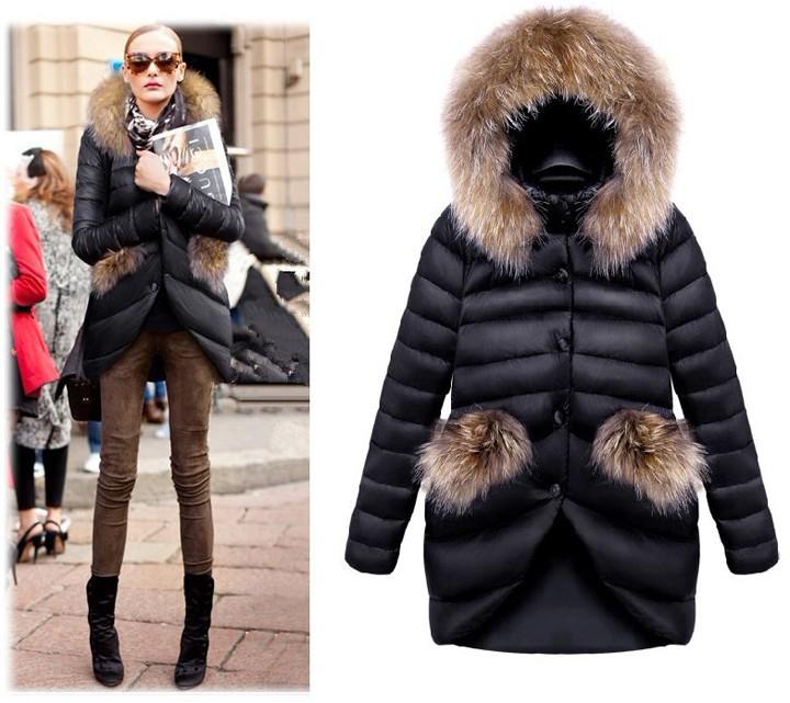 Купить Женскую Зимнюю Куртку С Мехом В Интернет Магазине