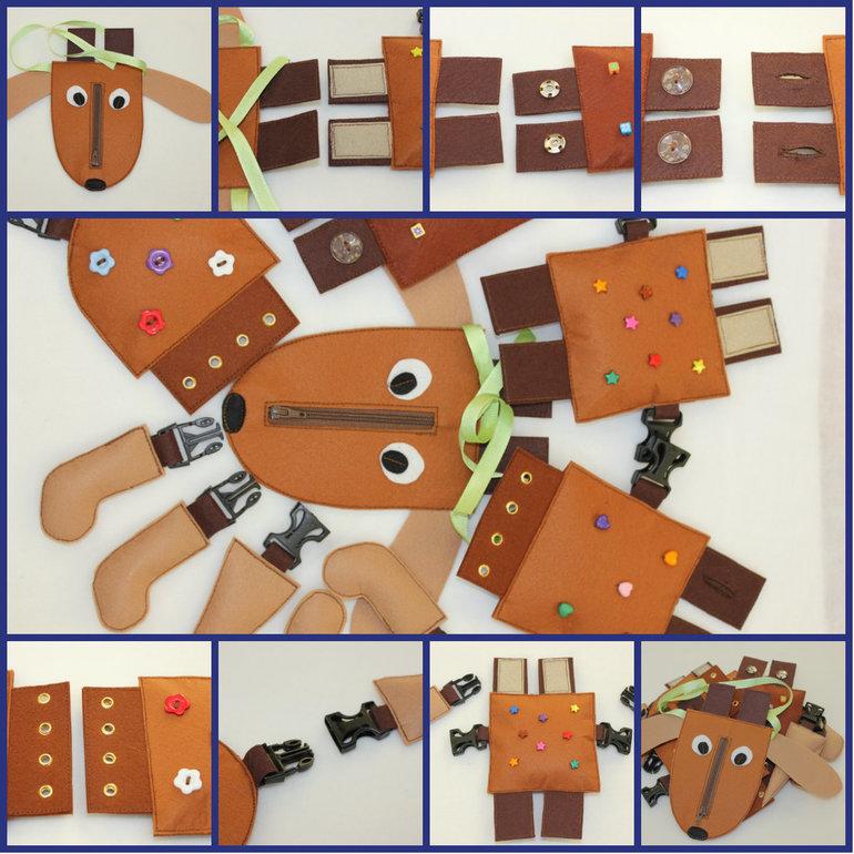 Развивающие игрушки застёжки своими руками 92