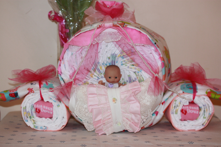 Подарок на рождение девочки своими руками мастер класс