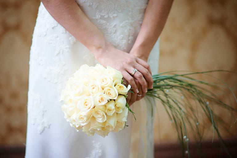 Красивая осенняя свадьба, Эля и Миша