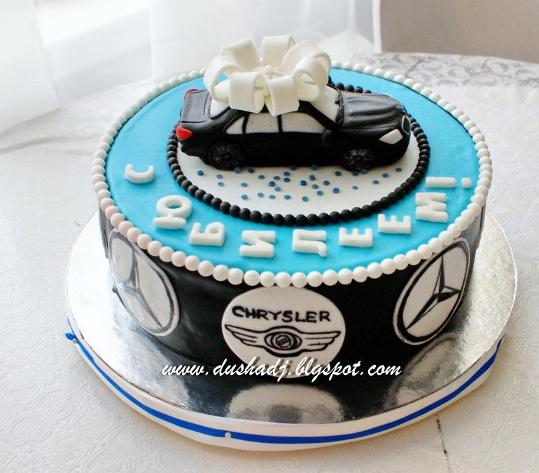 Фото оригинальных тортов для мужчин