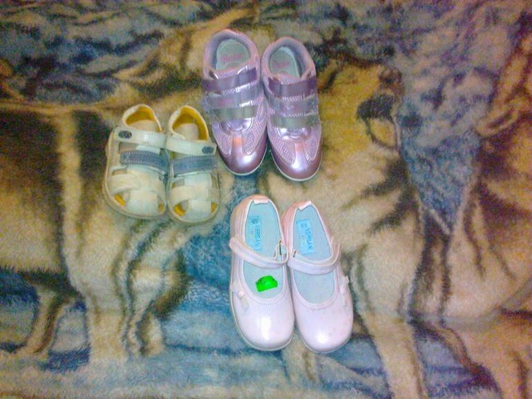 отдам обувь для девочки ВДНХ