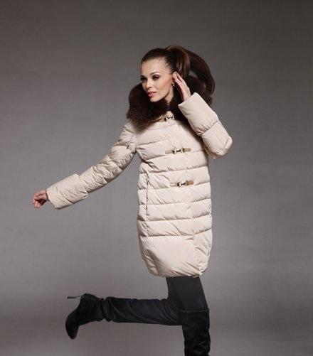 Пуховики и курточки на зиму и весну