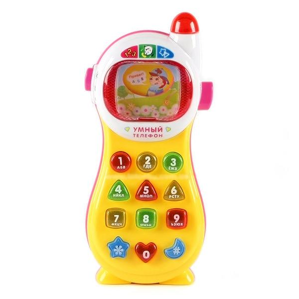Умный телефон.