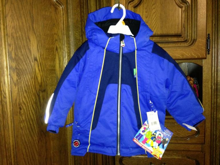 OBERMEYER  зимняя  куртка-замеры