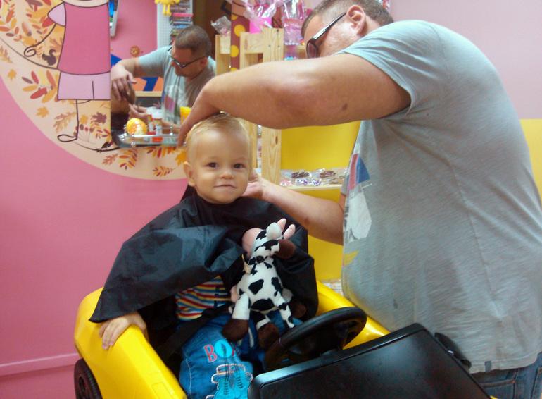 Детская парикмахерская в Воронеже