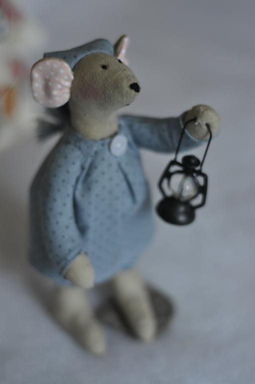 Тильда Мышка