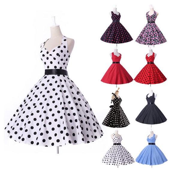 Платье ретро стиль для девочек