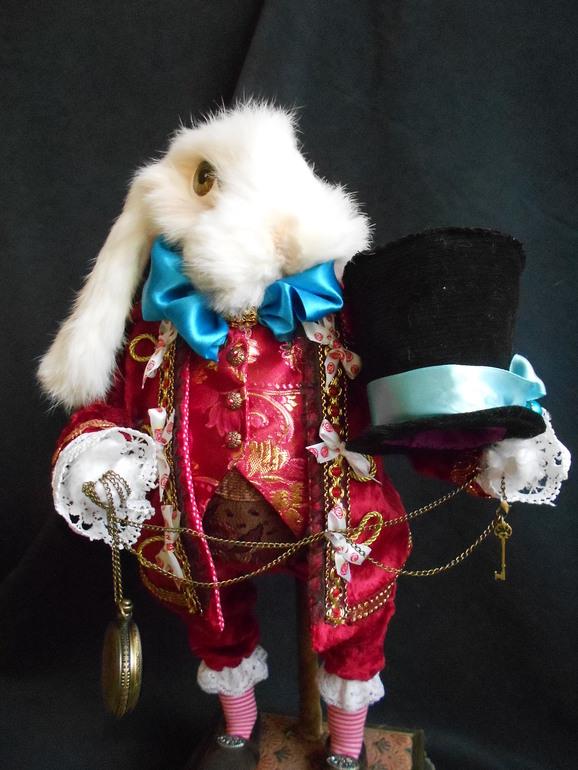 Кролик из алисы в стране чудес своими руками 702