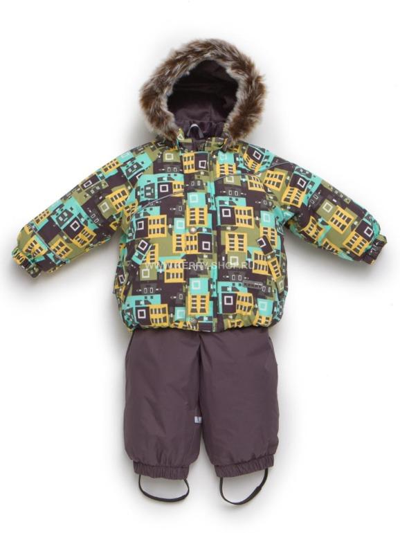 Детская Зимняя Одежда Для Мальчика Керри
