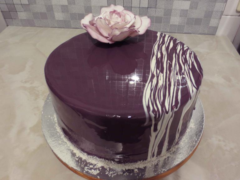 Черный торт от бабушки эммы