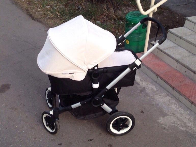 Выбираем детскую коляску люльку