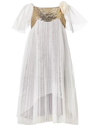 платье марки Monsoon Англия. на 7-8 лет (122 размер)