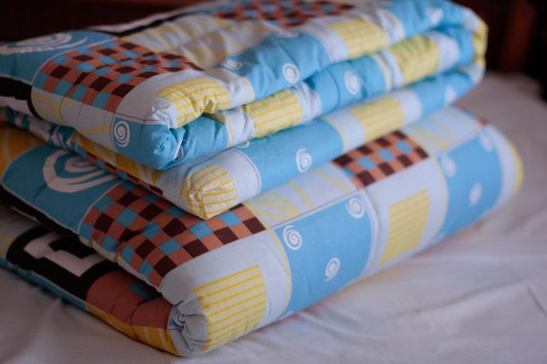 Ватное одеяло своими руками 95