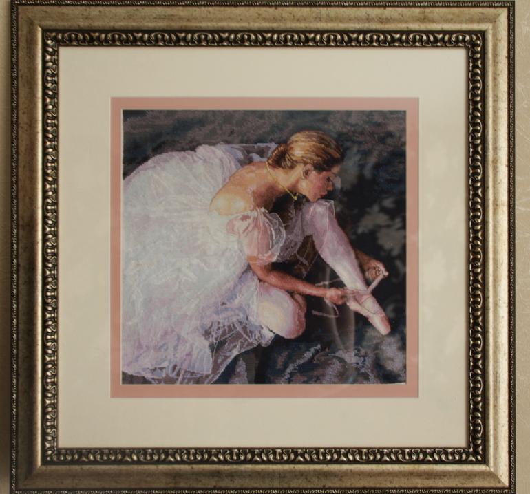 Балерина-великомученица