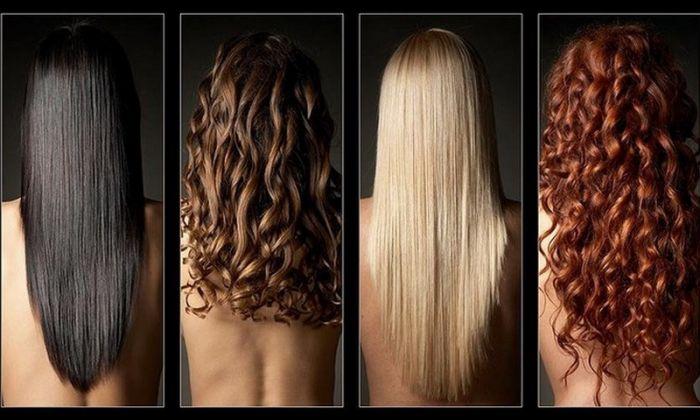 Красивые густые волосы!!!!!!!