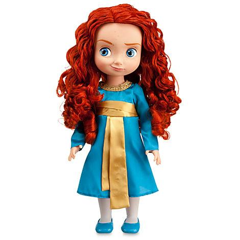 Кукла  МЕРИДА.  Оригинал,    Дисней