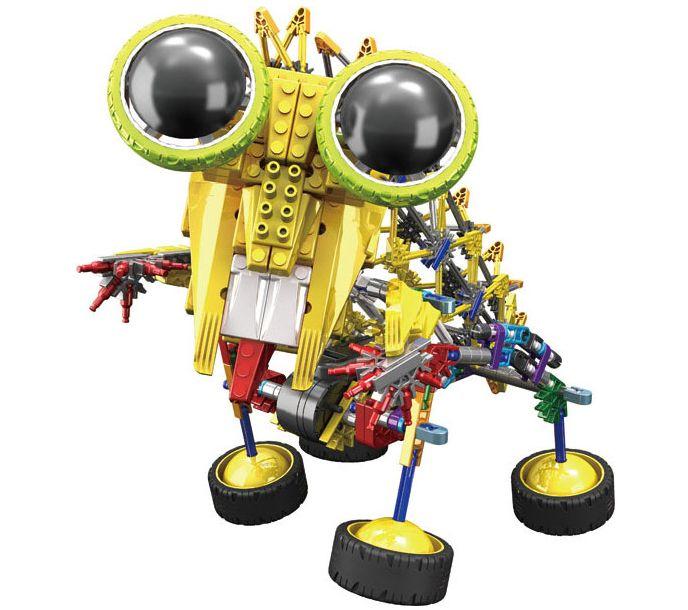 Робот-конструктор – лучший подарок для ребёнка