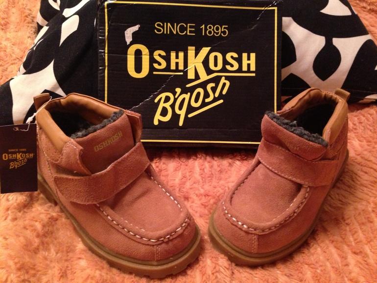 Детские  замшевые  ботинки.  Размер  31,  цена:2000  руб.  Отправлю  в  регион
