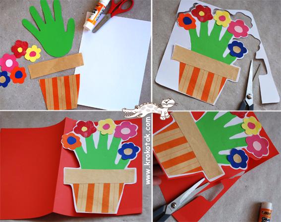 Подарки маме от ребенка своими руками