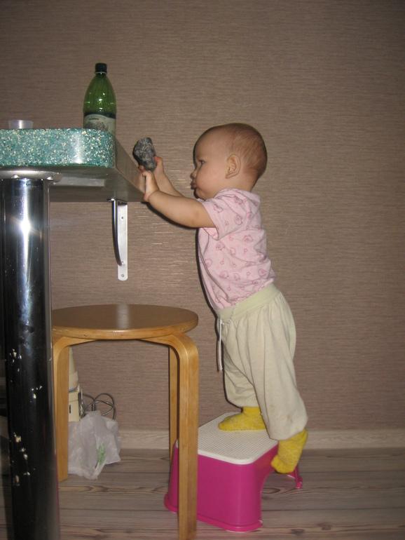 11 месяцев и веселье Руслана!