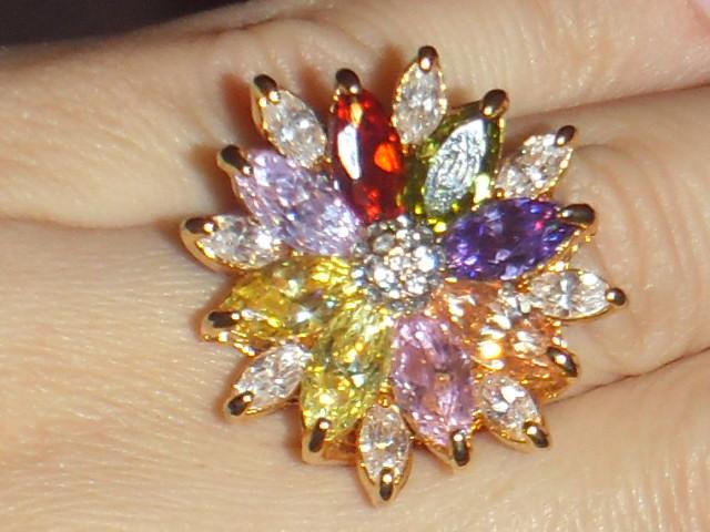Бижутерия - кольцо, цена 1200 руб.