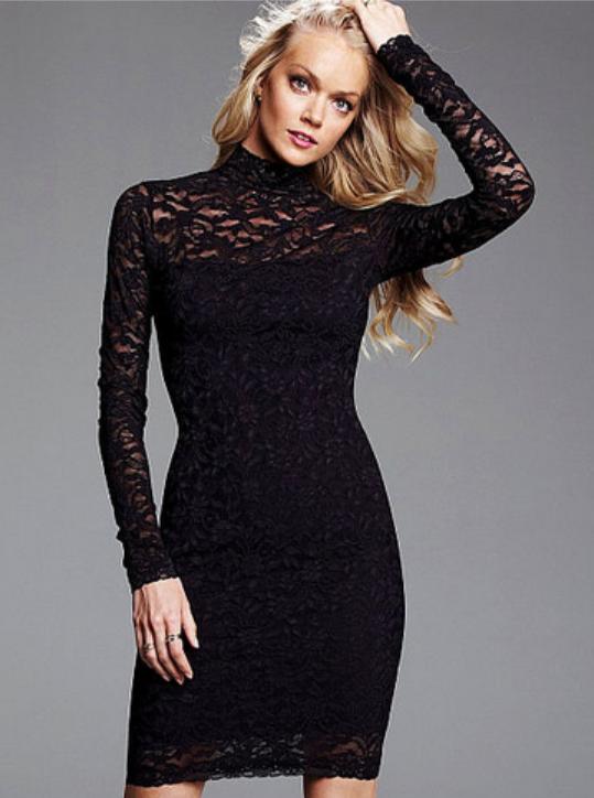В чем секрет платья на фото