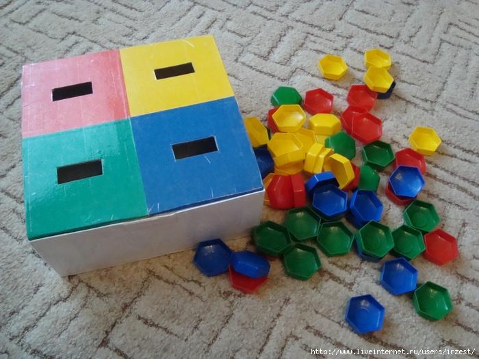 Развивающие игры для детей своими руками из фетра