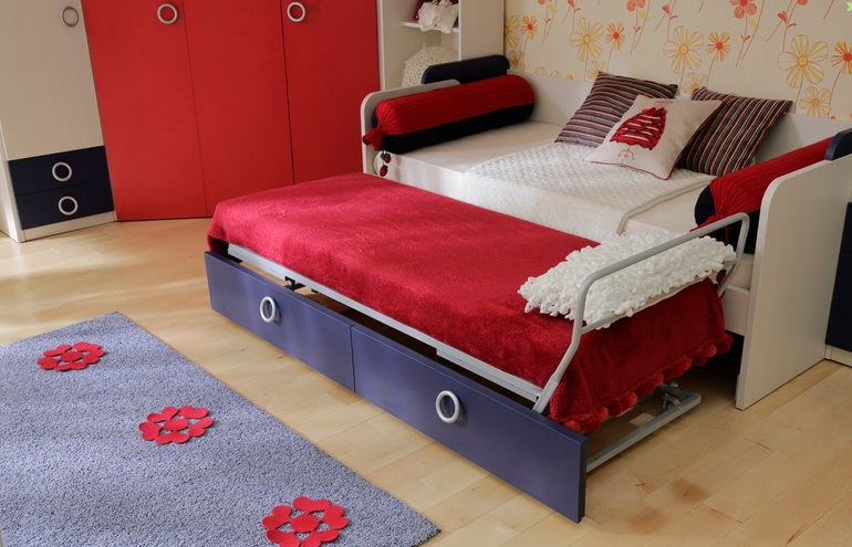 А такая кровать?