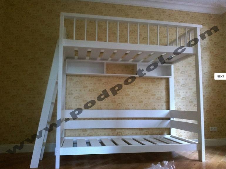 Двухъярусная кровать podpotol.com У кого?