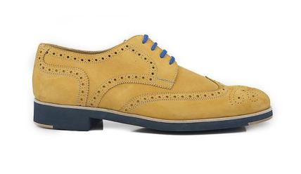Обувь  ручной  работы    для  любимых  мужчин  Fratelli  Liotti  (Испания)