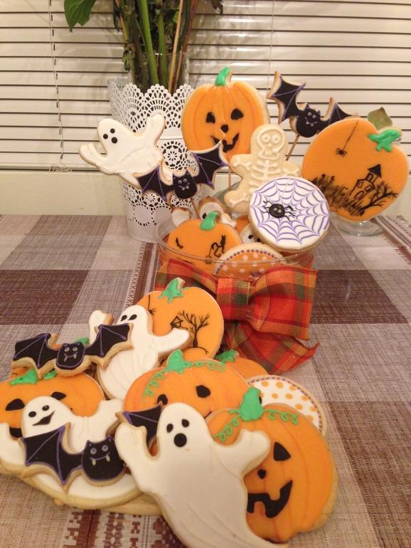 Печенье к Хелловину