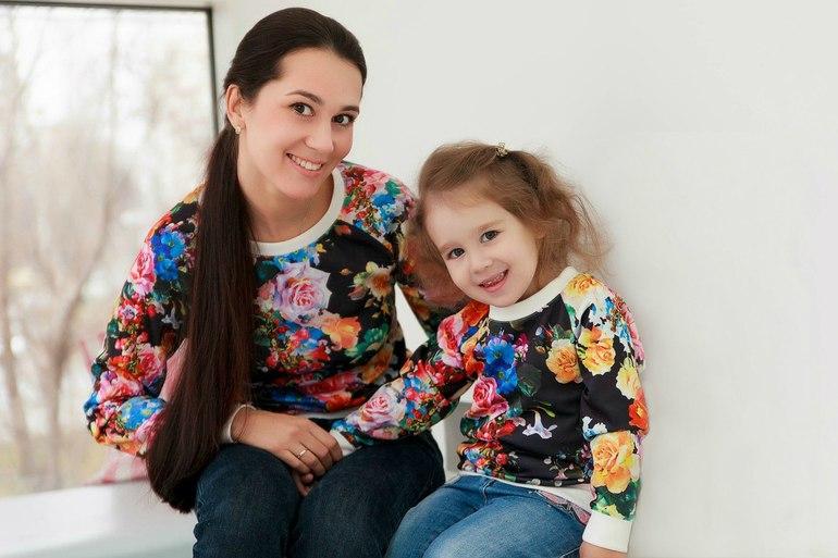комментарии к фото мамы и дочки