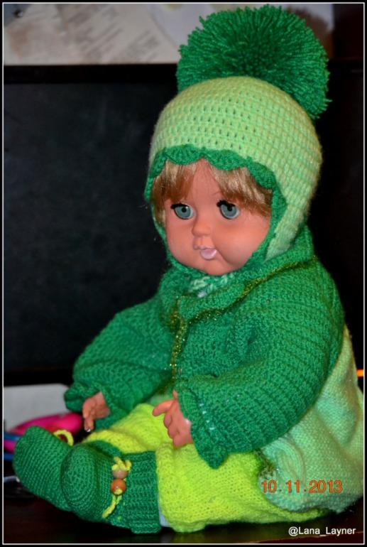 Одёжка для куколки