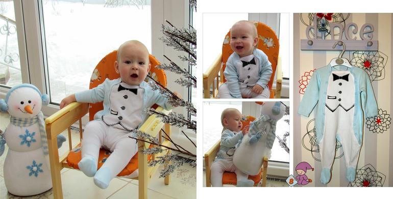 Фотокнига для вашего малыша