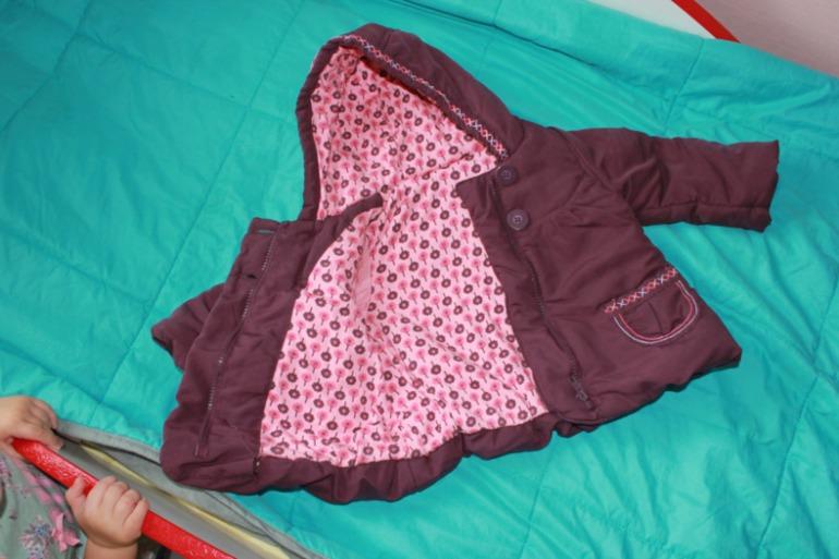 Куртка на 12мес. ( 300 руб)