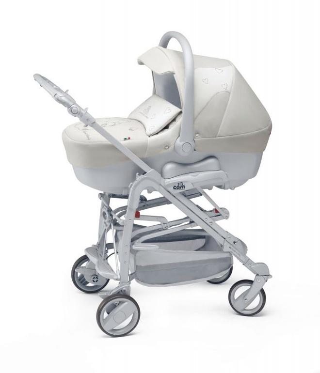 Чем Вам не нравиться коляска Cam Elegant Family (3 в 1)? И есть положительные отзывы или все так плохо?