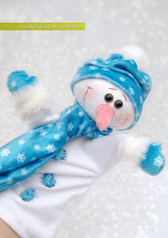 Игрушки для кукольного театра)