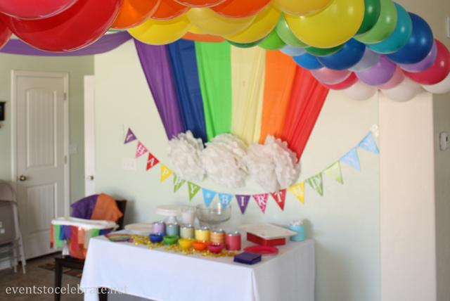 Идеи оформления дня рождения