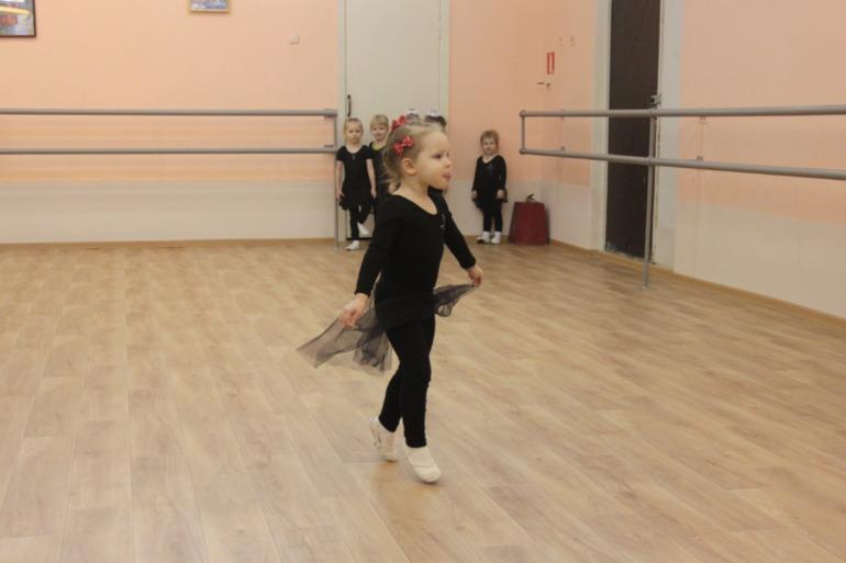 Открытый урок на балете!