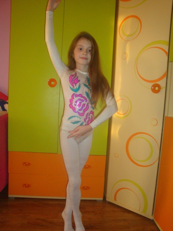 Моя балеринка*